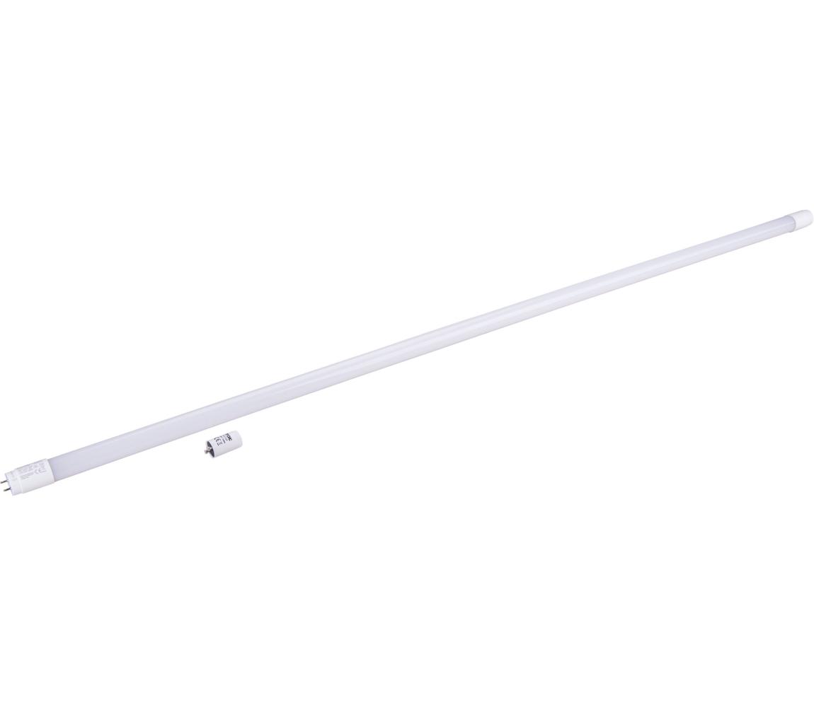 Zářivka LED, 120cm, 1800lm, T8, neutrální bílá, PC + ALU EXTOL LIGHT 43051
