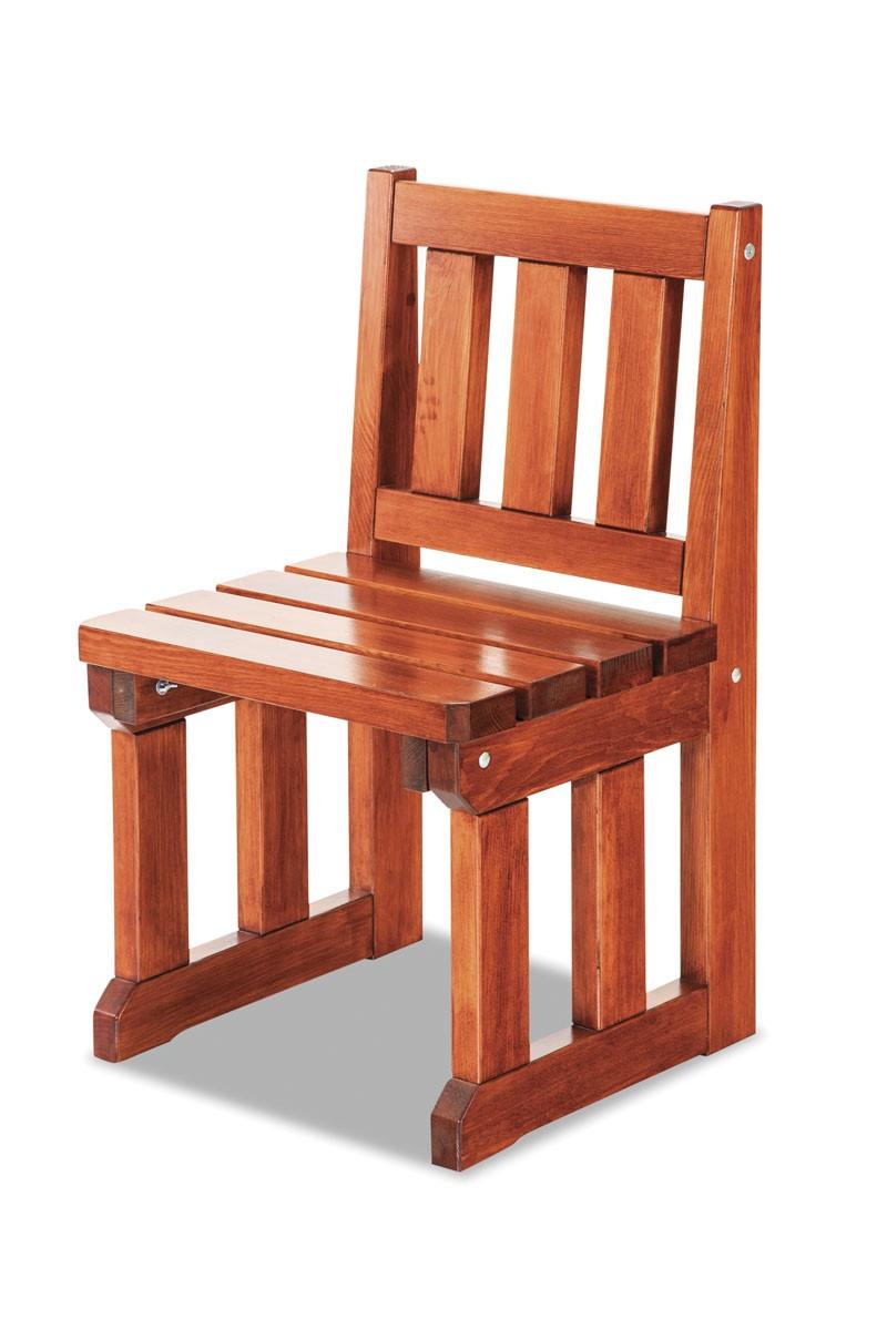 Zahradní židle MAKYTA - dub